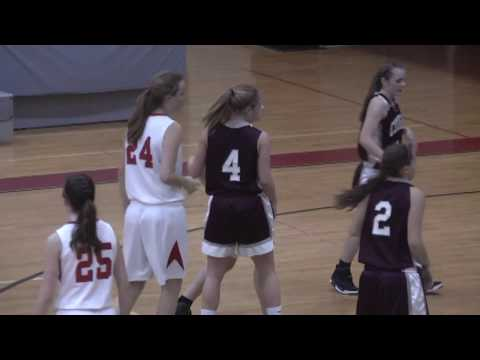 NCCS - Beekmantown Girls B Q-F 2-21-12