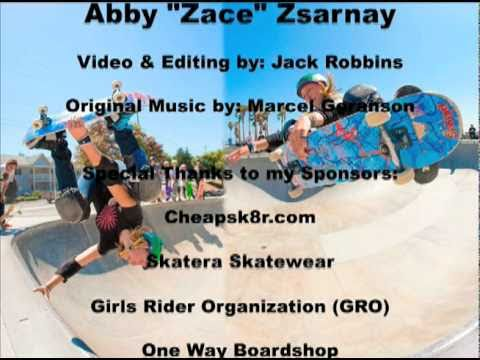 Abby Zsarnay - January 2011