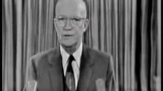 Eisenhower Farewell Address- Military Industrial Complex