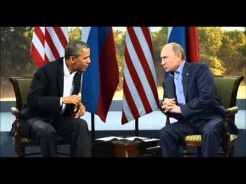 President Obama Cancels Meeting With Putin Over Edward Snowden