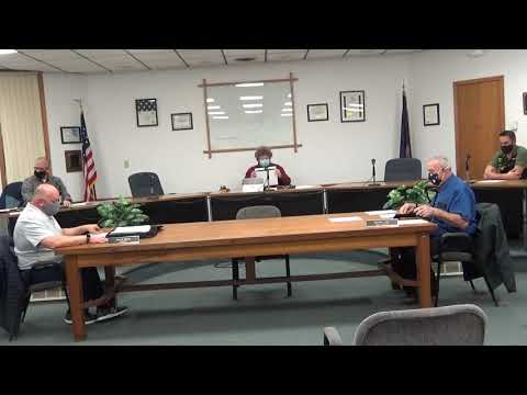 Rouses Point Village Board Meeting  12-21-20