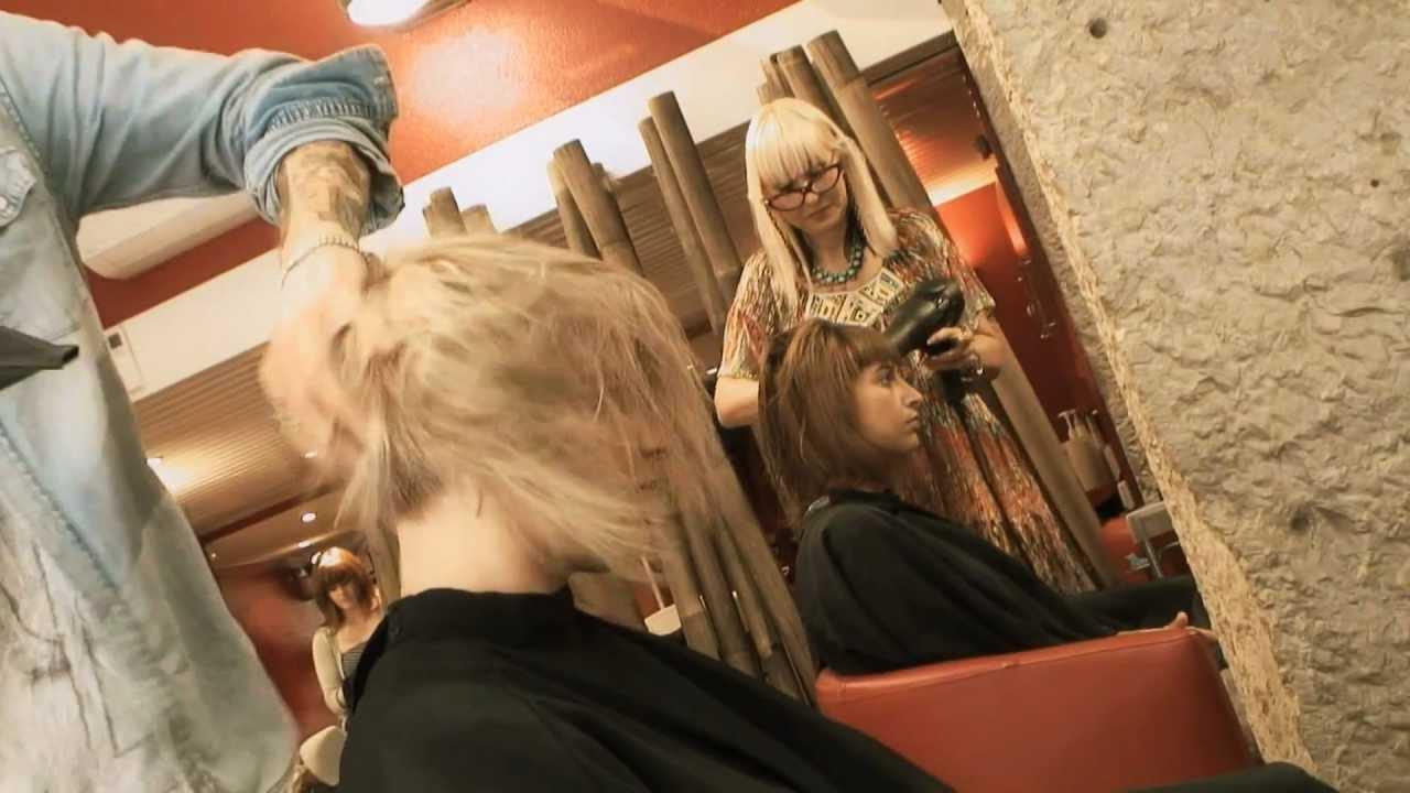 Cyll ne coiffure coiffeur visagiste lyon 1er youtube for 9 rue du jardin des plantes 69001 lyon