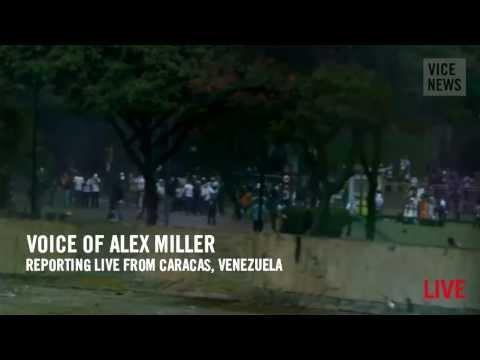 RAW COVERAGE: On the Ground in Venezuela