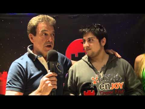 Interview: Entrega  de Premios