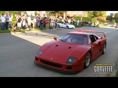 Coffee & Cars - Houston, TX - October 2010 (part 1)