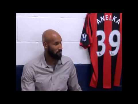 Anelka Signs For WBA