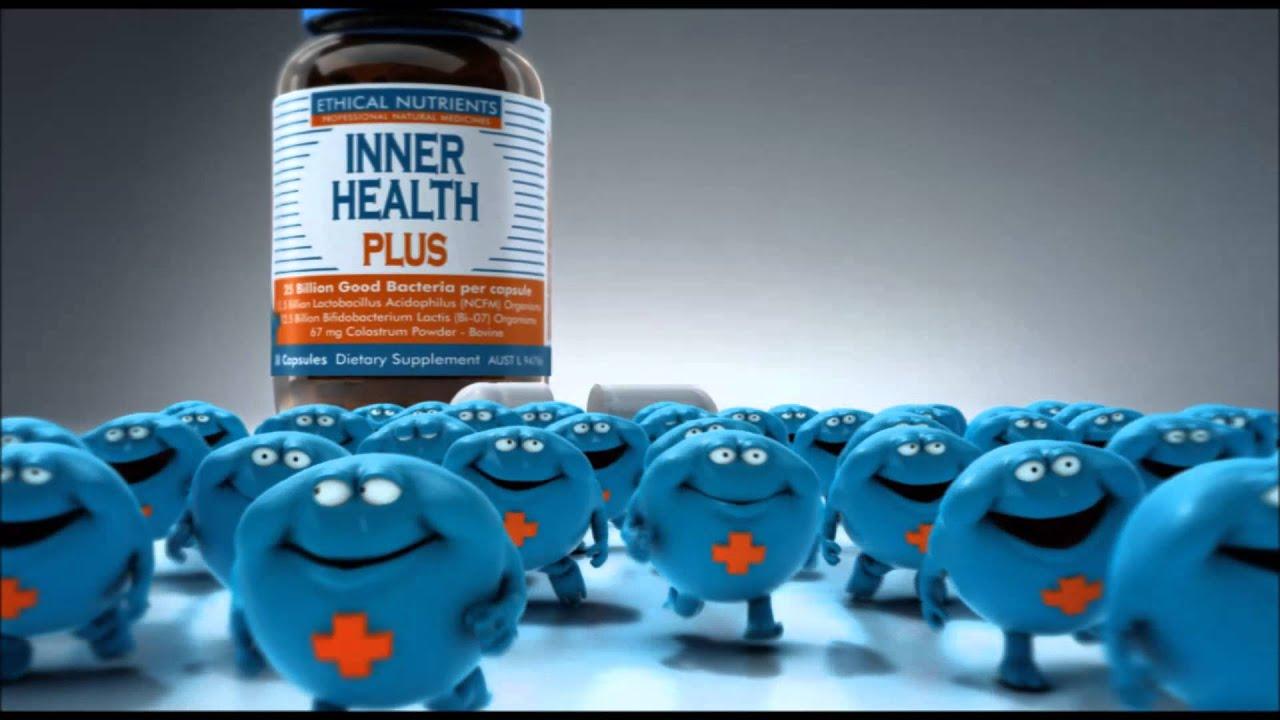 Inner Health Plus 30 Second Digestive Balance Tv