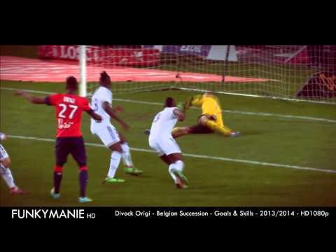 Divock Origi | Belgian Youngstar Succession | Goals & Skills | 2013-2014 | HD1080p