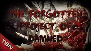 ¡PERDIDO Y GRITANDO DE MIEDO! - The Forgotten Project Of Damned
