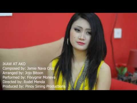 IKAW AT AKO by Filxygmir Moneva - Official Music Video of Missed Samonte