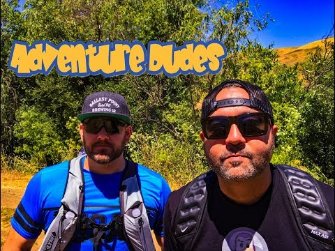 Adventure Dudes: #15!! Garin Regional Park!! The beautiful Dry Creek Loop Trail!