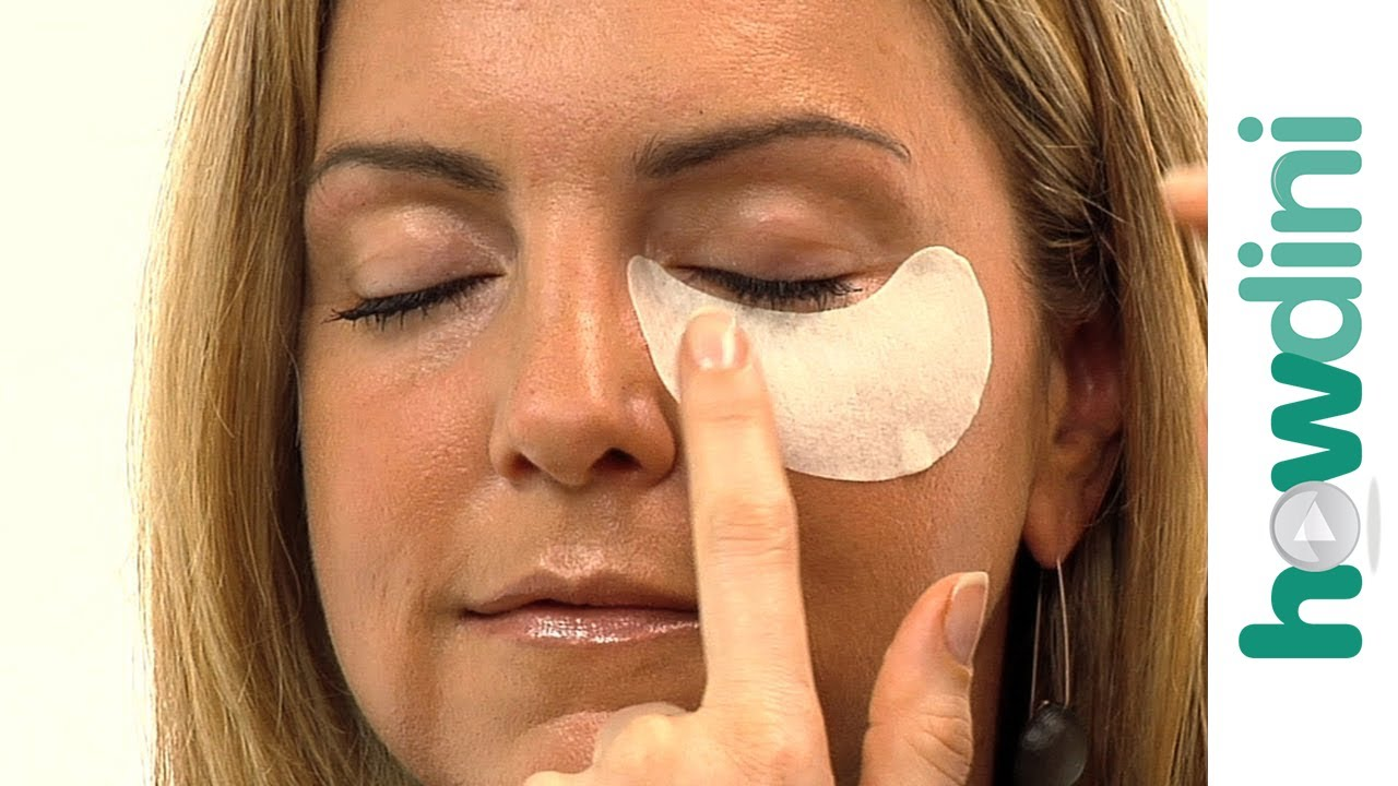 How To Reduce Puffy Eyes - YouTube