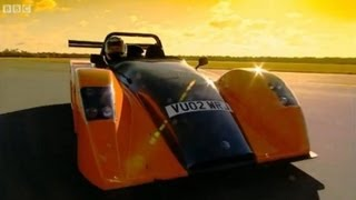 Westfield XTR power lap - Top Gear - BBC