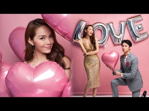 Tin Nhanh | Minh Hằng bối rối vì được trai đẹp tỏ tình đúng dịp Valentine 2017