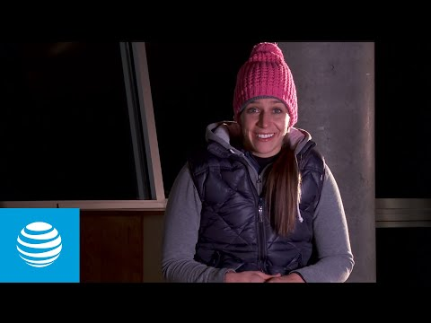 US Olympic Hopeful Noelle Pikus-Pace -- Sochi 2014