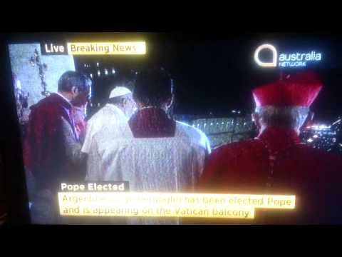 POPE FRANCIS BENEDICT XVI