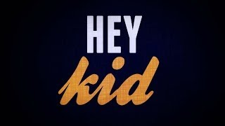 BAD SEED RISING - Hey Kid (LYRIC VIDEO)