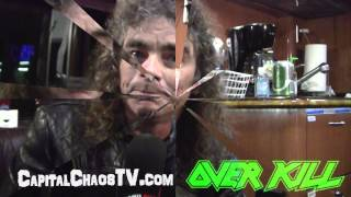 OVERKILL (Interview)