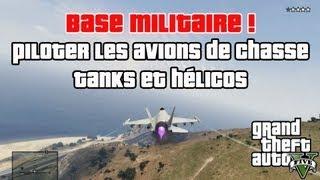 Avion De Chasse, Tanks Et Hélico ! La Base Militaire De