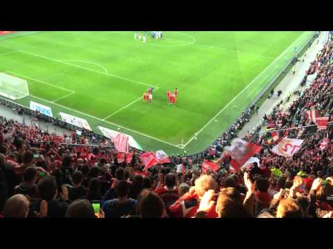 VFL Wolfsburg - FC Bayern München 1:6