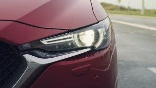 Mazda CX-5 2018. Тест-драйв.  Антон Воротников.
