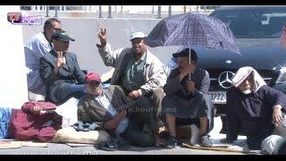 عمال المطاحن يطالبون من وزير العدل الجديد بحل ملفهم المطلبي بعد سنوات من الإهمال   |   بــووز