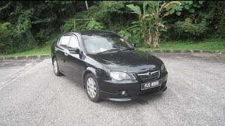 2010 Proton Persona Elegance 1.6 Hi-Line Start-Up, Full Vehicle Tour and Test Drive
