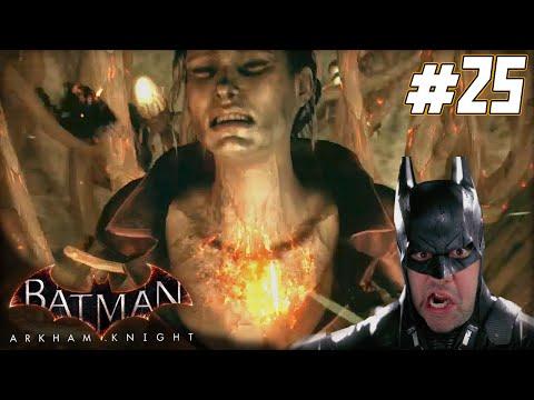 Batman Arkham Knight Gameplay Walkthrough Part 25 -