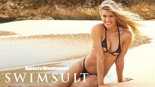 Genie Bouchard Makes A Splash, Plays More Than Tennis | Outtakes | Sports Illustrated Swimsuit