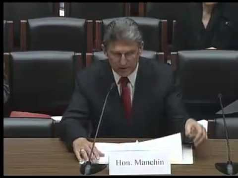 Sen. Joe Manchin: Obama EPA's New Standards