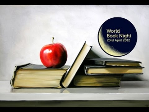 #WorldBookNight