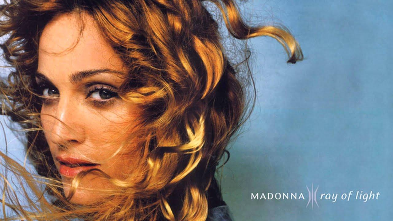 madonna ray of light album cover - photo #8