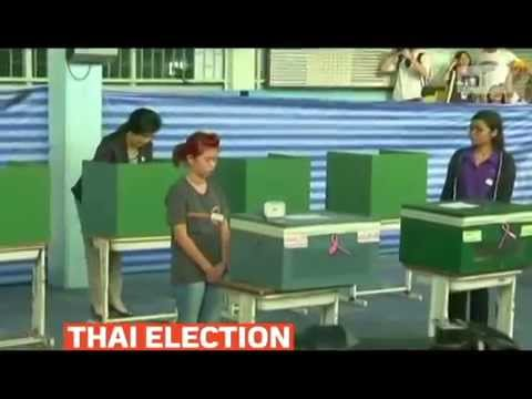 กำนันสุเทพ Thailand Protests Election disrupted by protests