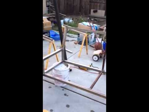for Building a swing set from scratch