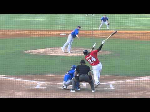 Joey Gallo vs. Nate Long (2), 6/10/2014
