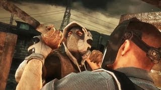 Army of TWO The Devil's Cartel Close Combat Trailer