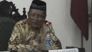 Debat Terbuka NU - Wahabi Part 5
