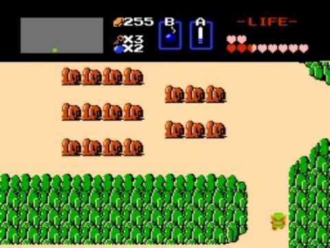 The Legend of Zelda - Legend of Zelda Blind Play by Sonikku (5/13) - User video