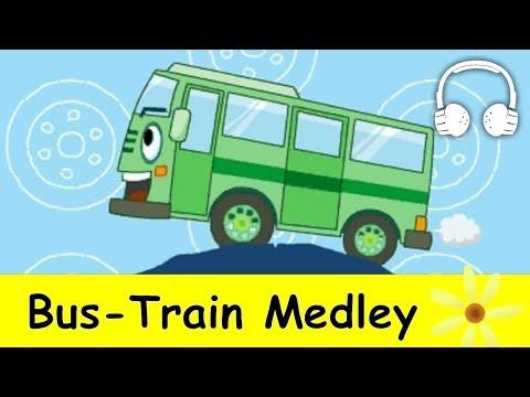 Cantecele - Trenuletul in oras