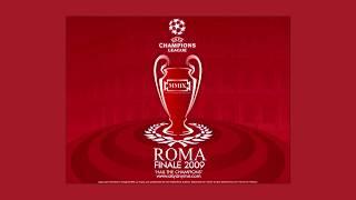 Himno De La UEFA Champions League En Las Finales De 2009
