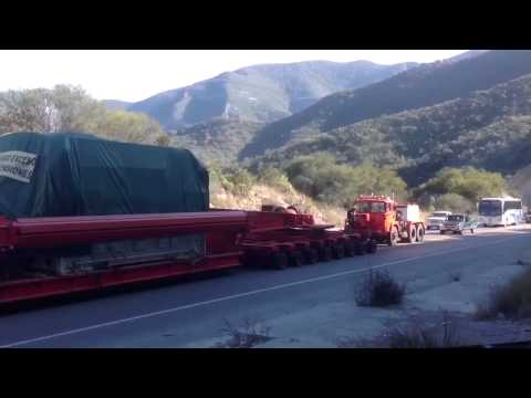 Heavy Transport in Mexico 7