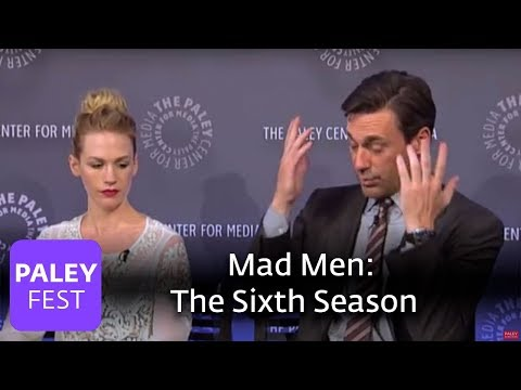Mad Men - Jon Hamm, Matthew Weiner, January Jones, Vincent Kartheiser on the Sixth Season