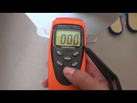 樂智地暖電磁波測試