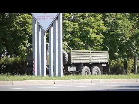 War in Donetsk: Battle for the Airport