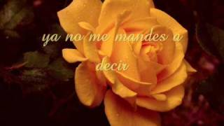 Marco Antonio Solis Inventame (lyrics)