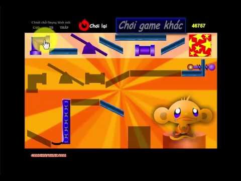 Chú khỉ buồn vui 1 - Game Trí Tuệ - Gamehaynhat.com