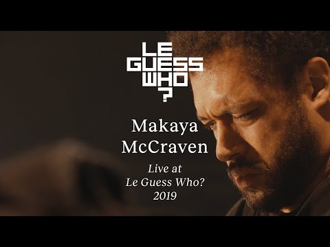 Makaya McCraven - In These Times - live at Le Guess Who? 2019