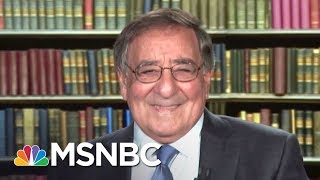 Leon Panetta: Donald Trump's Iran Deal Speech Is 'A Terrible Mistake' | MTP Daily | MSNBC