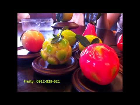 Bánh đậu xanh hình trái cây hoa quả - xưởng sản xuất-buôn,lẻ: 0933-24-88-28