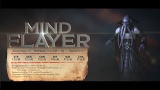 Sword Coast Legends - Bemutatkozik a Mind Flayer